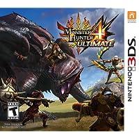 Monster Hunter 4 Ultimate - 3Ds