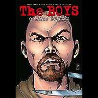 The Boys Vol8 O rapaz escocês