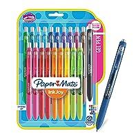 Deals on Paper Mate Gel Pens, InkJoy Pens, Medium Point Assorted, 20-Ct