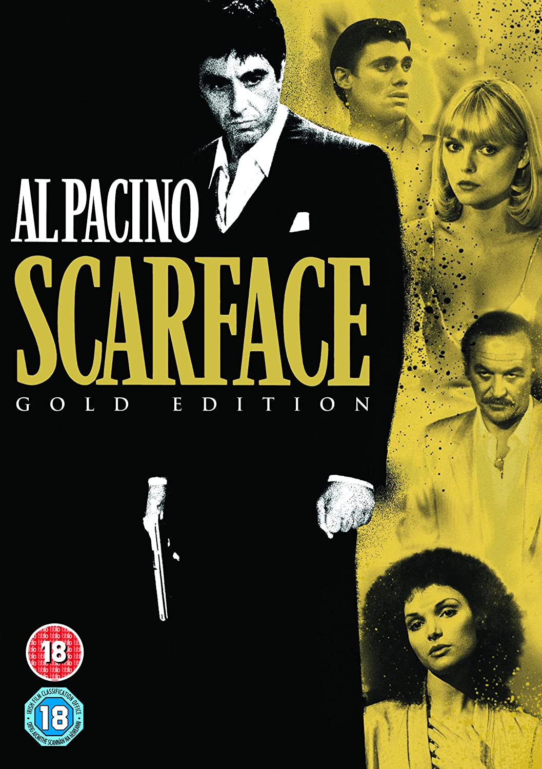 Scarface 1983 - 35th Anniversary [DVD] [2019]