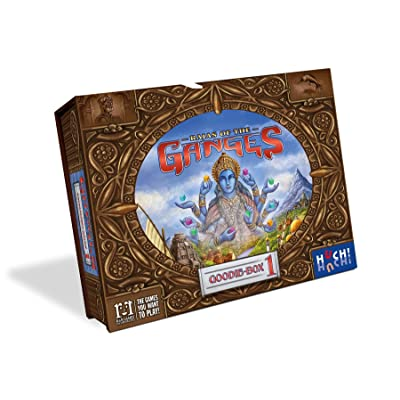 R&R Games Rajas of The Ganges Goodie Box: Toys & Games
