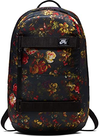 86b9b2acaec Amazon.com   Nike SB Courthouse Backpack (One Size, Floral)   Casual  Daypacks