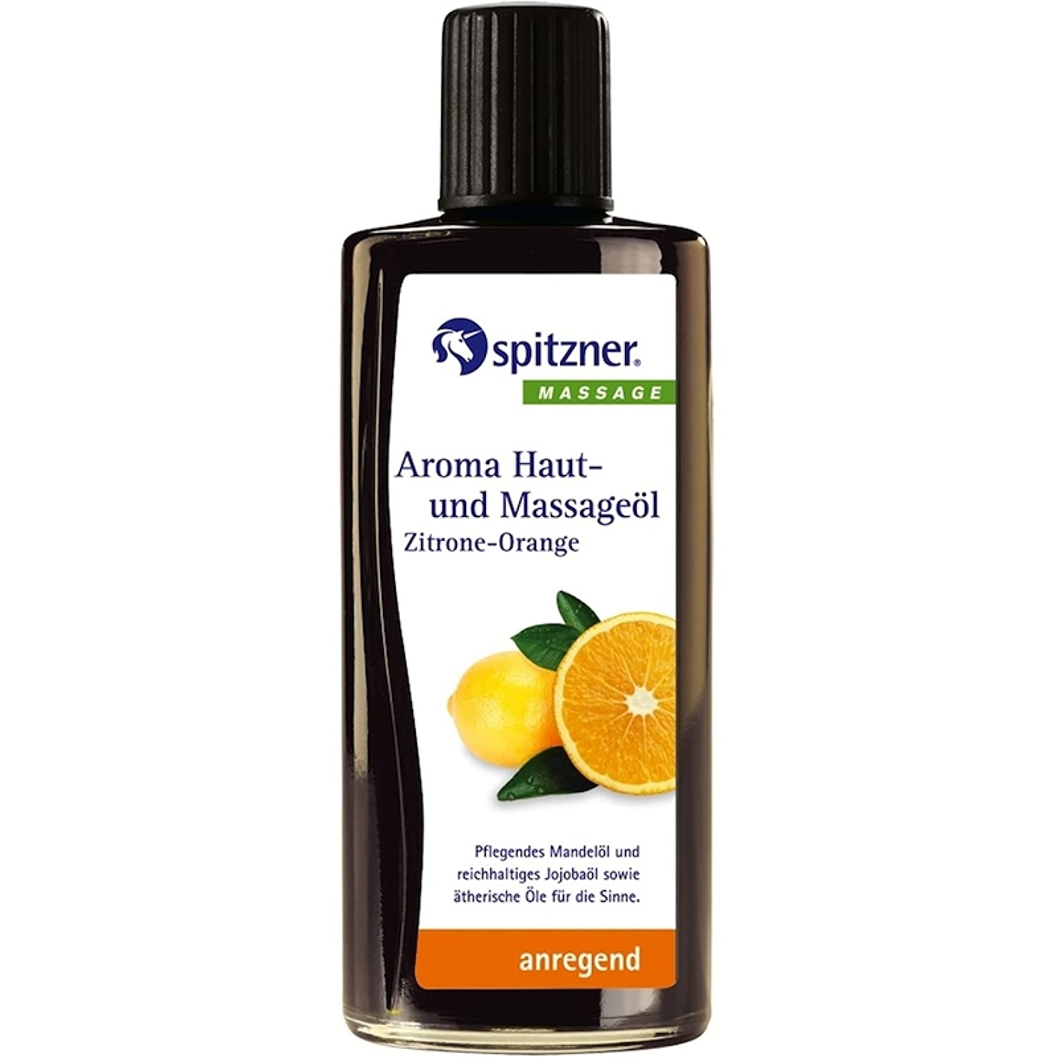 SPITZNER Haut- u.Massageö l Zitrone Orange 190 ml Ö l