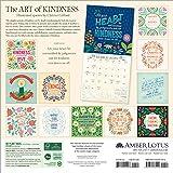 The Art of Kindness 2020 Wall Calendar