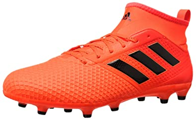 37acdfccc adidas Men s ACE 17.3 FG Soccer Shoe Orange Black Solar RED