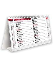 Calendario 2020 Con Le Settimane.Amazon It Calendari E Articoli Da Scrivania Cancelleria E