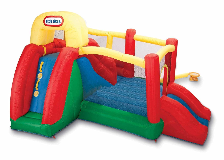 Little Tikes Double Fun Slide 'n Bounce Bouncer 141[並行輸入] B00AU0O8VC