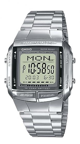 Amazon.com: CASIO - Mens Watches - CASIO Collection Retro - Ref. DB-360N-1AEF: Watches