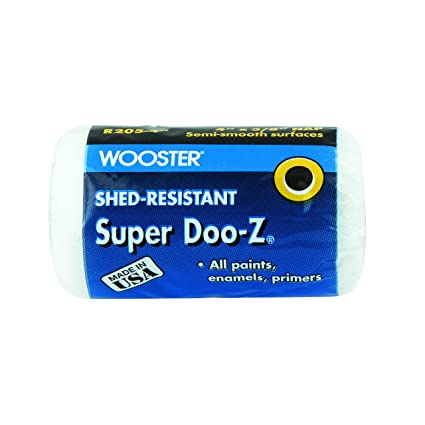 18-Inch Wooster Brush R205-18 Super Doo-Z Roller Cover 3//8-Inch Nap