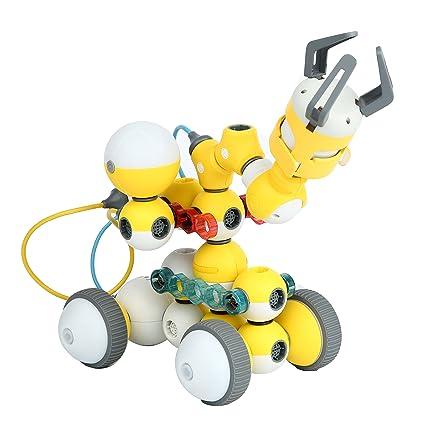 Amazon Com Mabot C Stem Robotics Toys 13 In 1 Building Coding