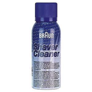 Braun Shaver Cleaner Aerosol