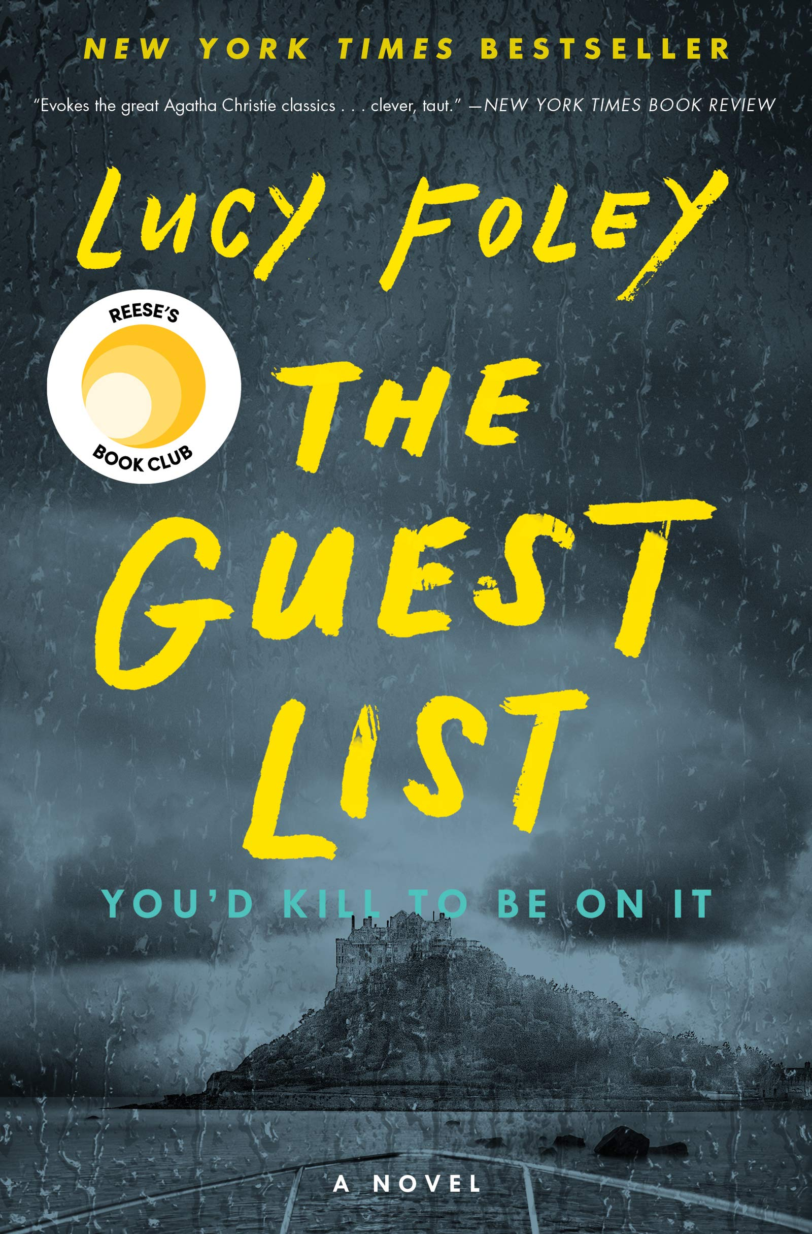 Amazon.com: The Guest List: A Novel (9780062868930): Foley, Lucy: Books