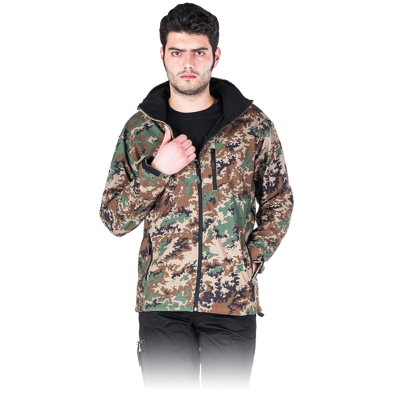 Arbeitsjacke Jacke Arbeitskleidung Schutzjacke Softshelljacke Leber/&Hollman NEU