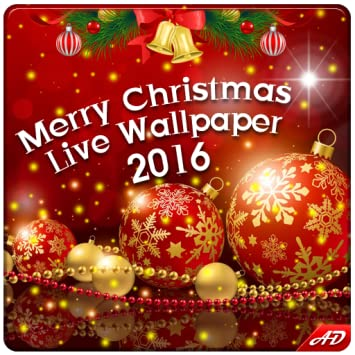 Amazon Com Merry Christmas Live Wallpaper Appstore For Android