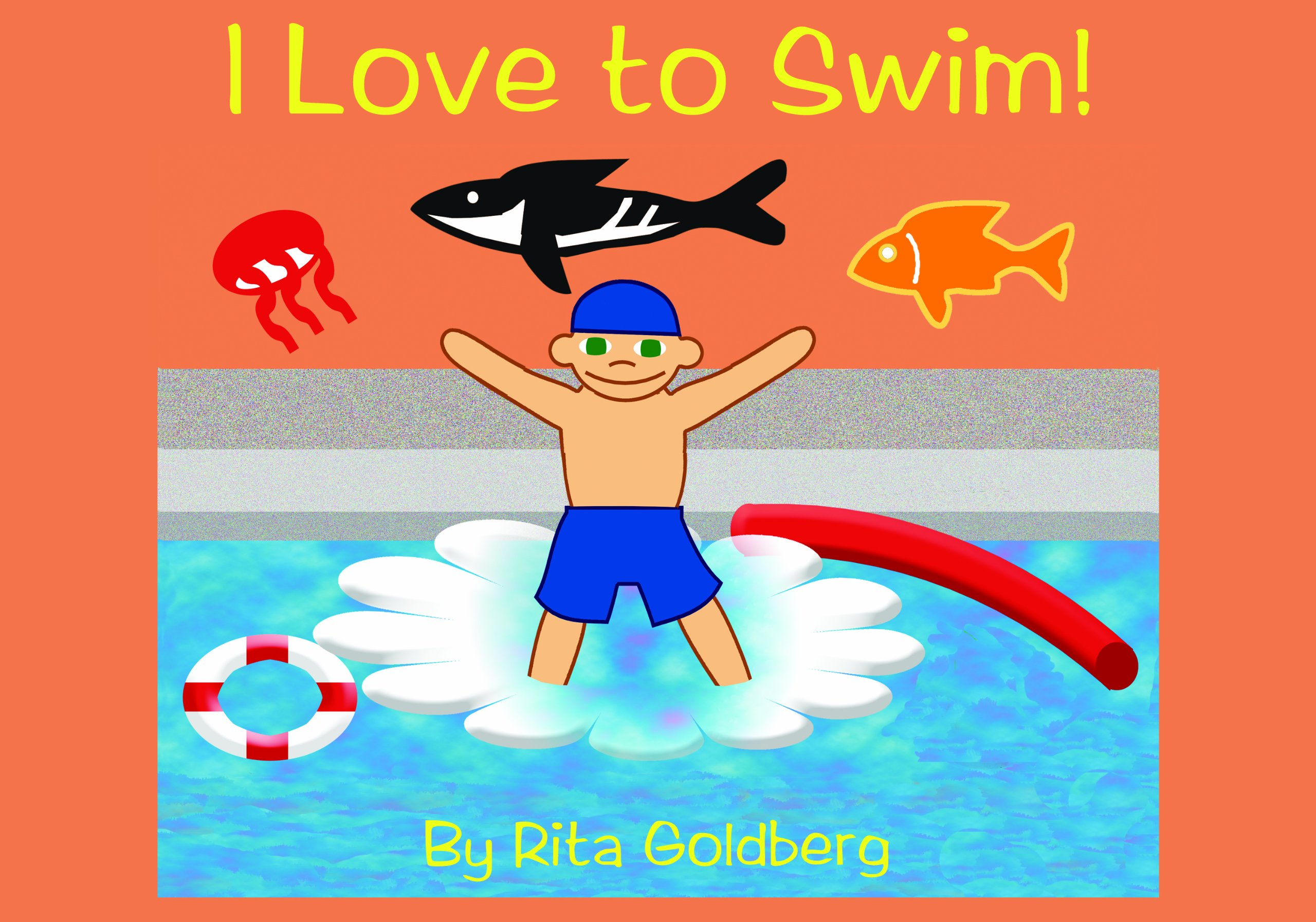 I Love to Swim! pdf epub