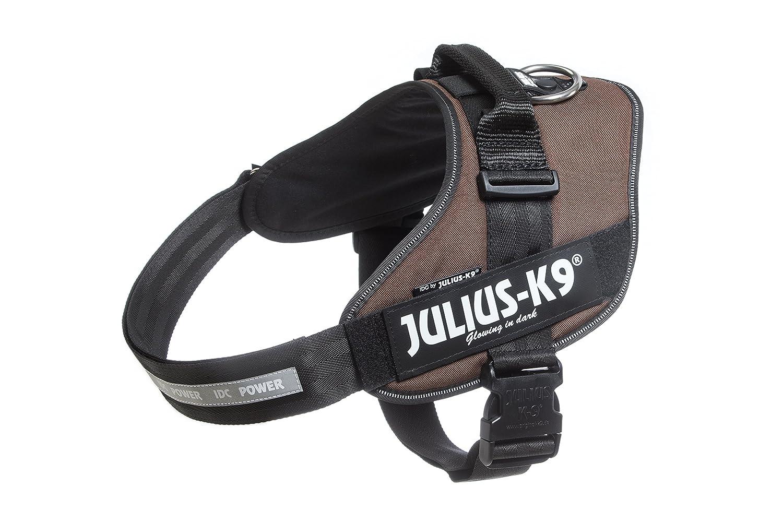 Julius K9 16IDC-CS-3 IDC-Powerharness, Size: 3, L, Chocolate ...