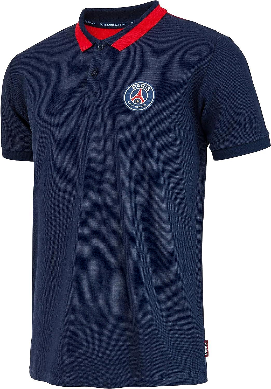 PARIS SAINT GERMAIN Polo PSG - Colección Oficial Talla de Hombre ...