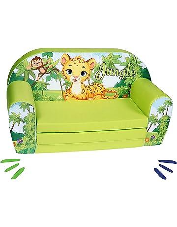 delsit Dt2 – 18100 sofá infantil, color verde