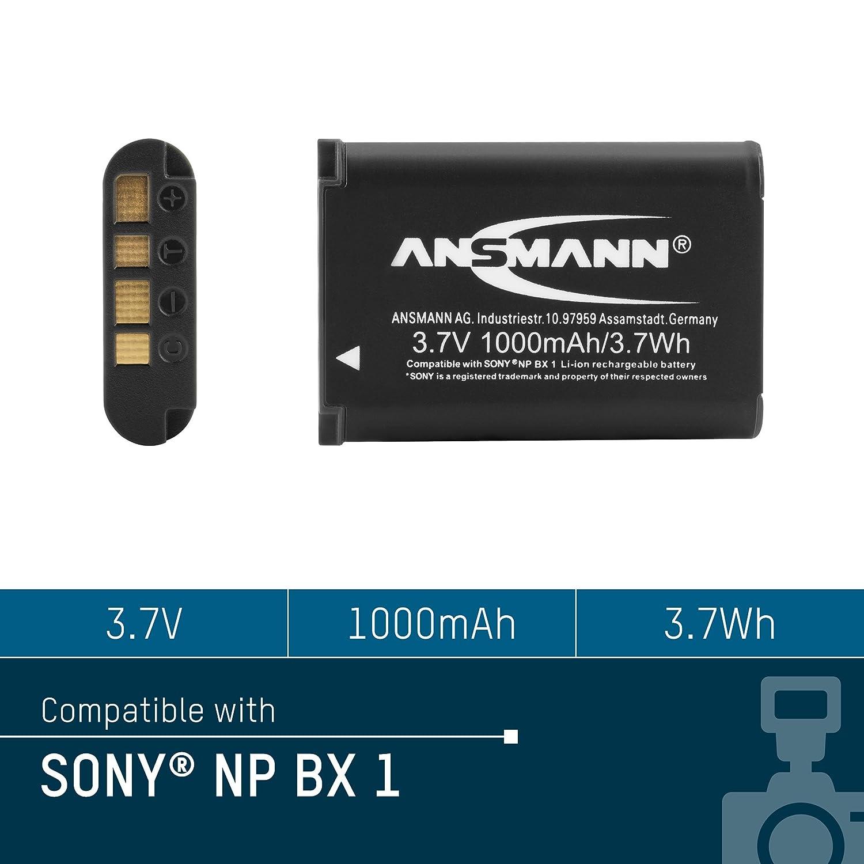 Ansmann Li-Ion Battery Sony NP FM 500H