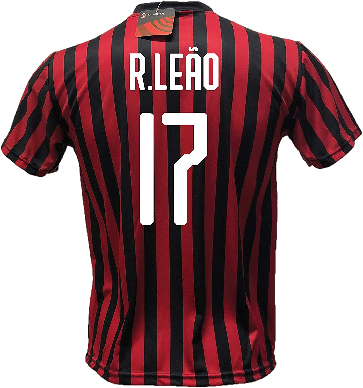 DND Di DAndolfo Ciro Completo Calcio Maglia R Leao Milan e ...