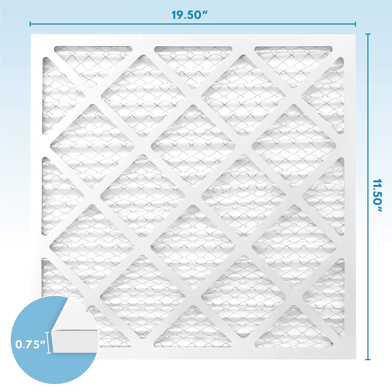 4-Pack AC Furnace Air Filter Merv 8 MervFilters 14x14x1 Air Filter
