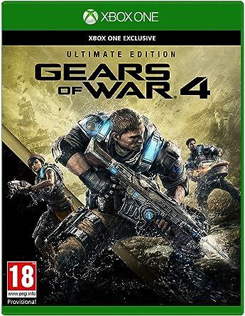 Gears Of War 4 - Ultimate Edition: Amazon.es: Videojuegos