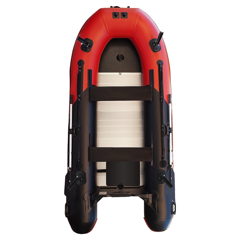 Amazon.com: Aleko btf380rbk Pro Barco de pesca Raft 12.5 ...