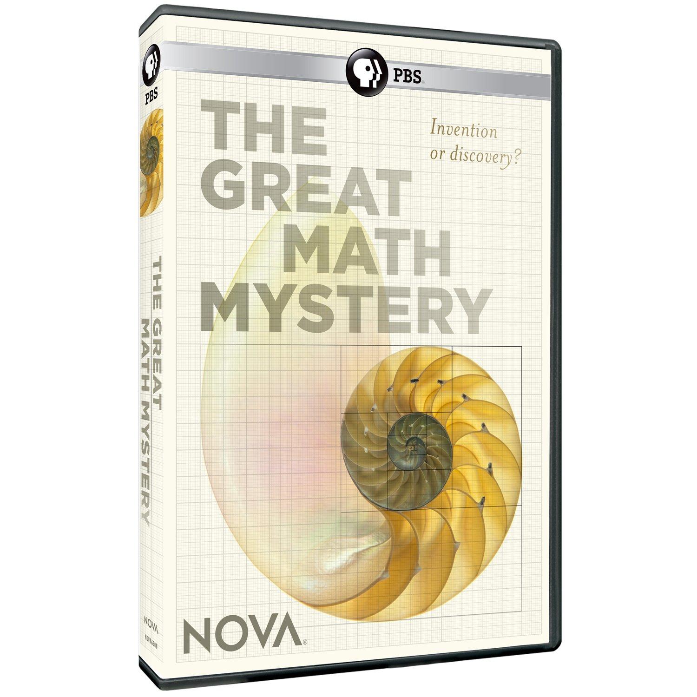 NOVA: The Great Math Mystery^NOVA: The Great Math Mystery^NOVA: The Great Math Mystery^NOVA: The Great Math Mystery Various Alan Ritsko Public Broadcasting Service 33974008