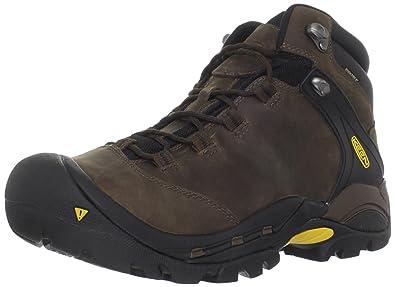 fcbc0597a79 Keen Ketchum Hommes US 9 Brun Chaussure de Randonnée  Amazon.fr  Chaussures  et Sacs