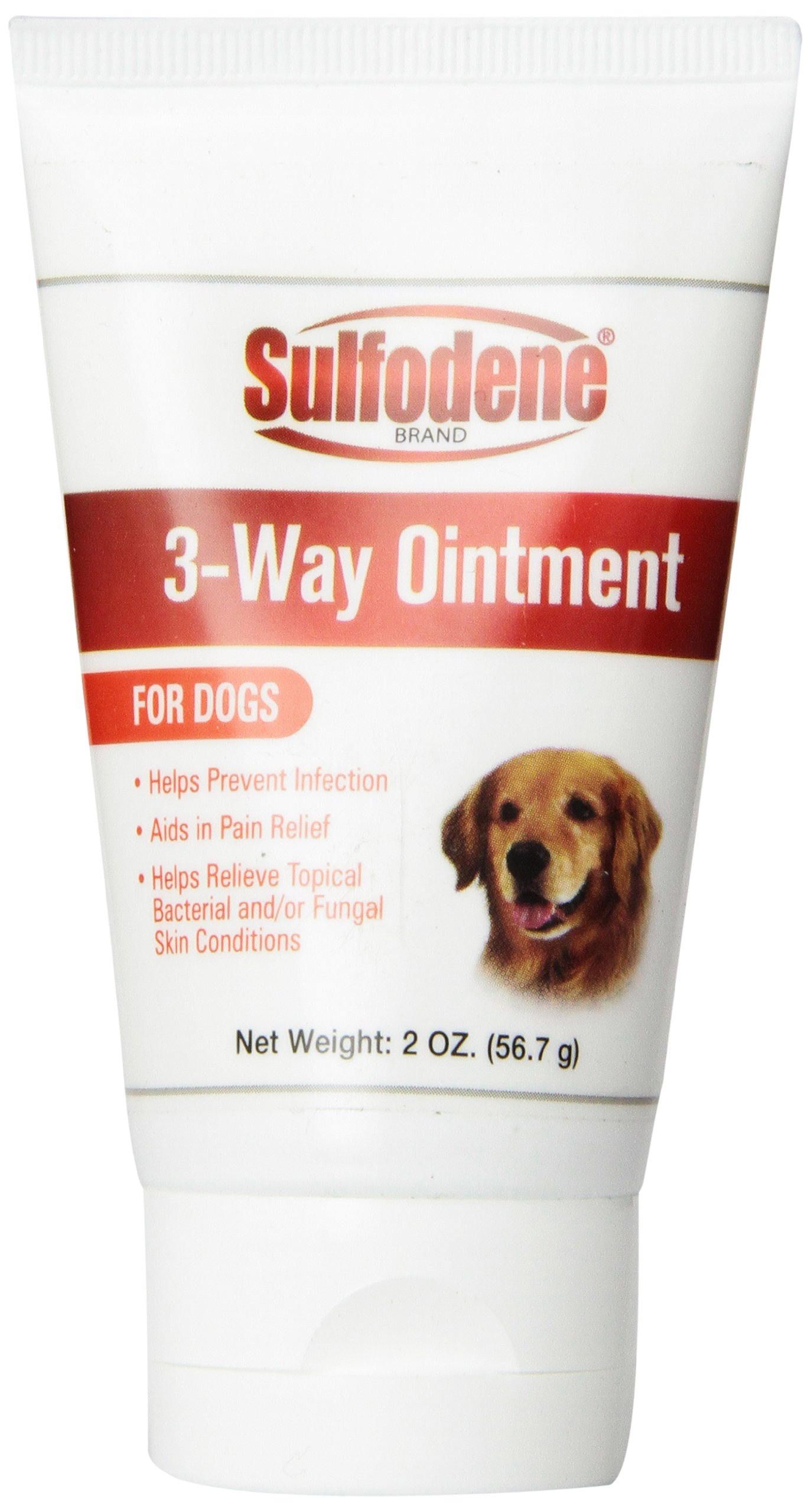 Sulfodene 3-Way Ointment for Dogs Small