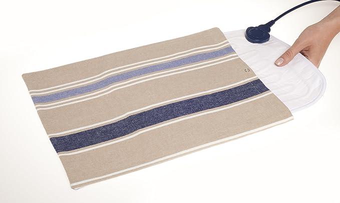 Solac CT8634 - Almohadilla eléctrica, 100 W, 39 x 27 cm: Amazon.es: Salud y cuidado personal