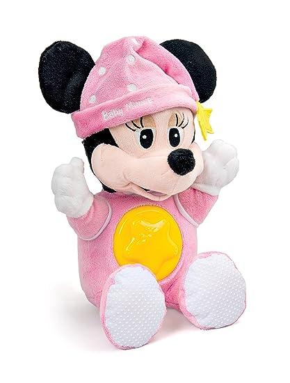 Peluche Disney Baby para dormir de Minnie.