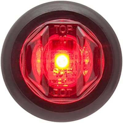 Optronics MCL12RK Marker/Clearance Light Kit, Red: Automotive