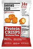 Brickoven Pizza Protein Crisps (8-Pack of .74oz Bags)
