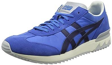 Asics Unisex-Erwachsene Onitsuka Tiger California 78 Ex Sneaker, Blau (Peacoat/Ash Rose 5824), 42.5 EU