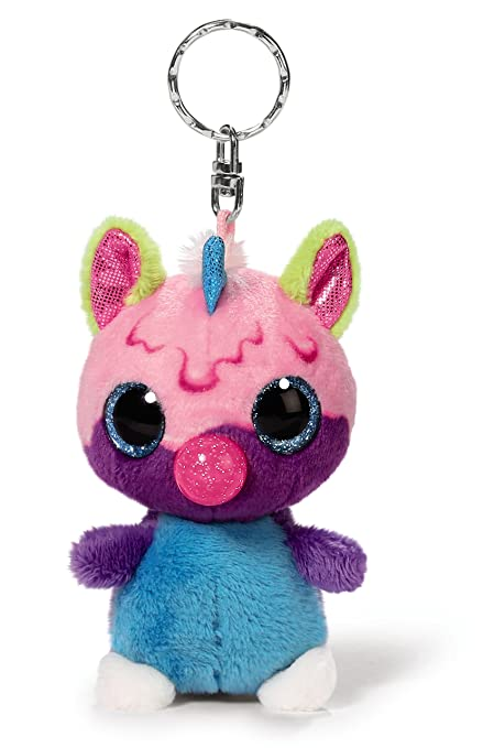 Amazon.com: Nici Unicorn Blibbs plush key chain 9cm: Toys ...