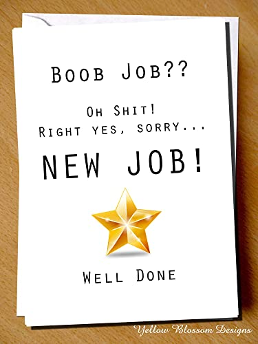 Comical new job greeting card funny leaving moving on work colleague comical new job greeting card funny leaving moving on work colleague well done good luck for m4hsunfo