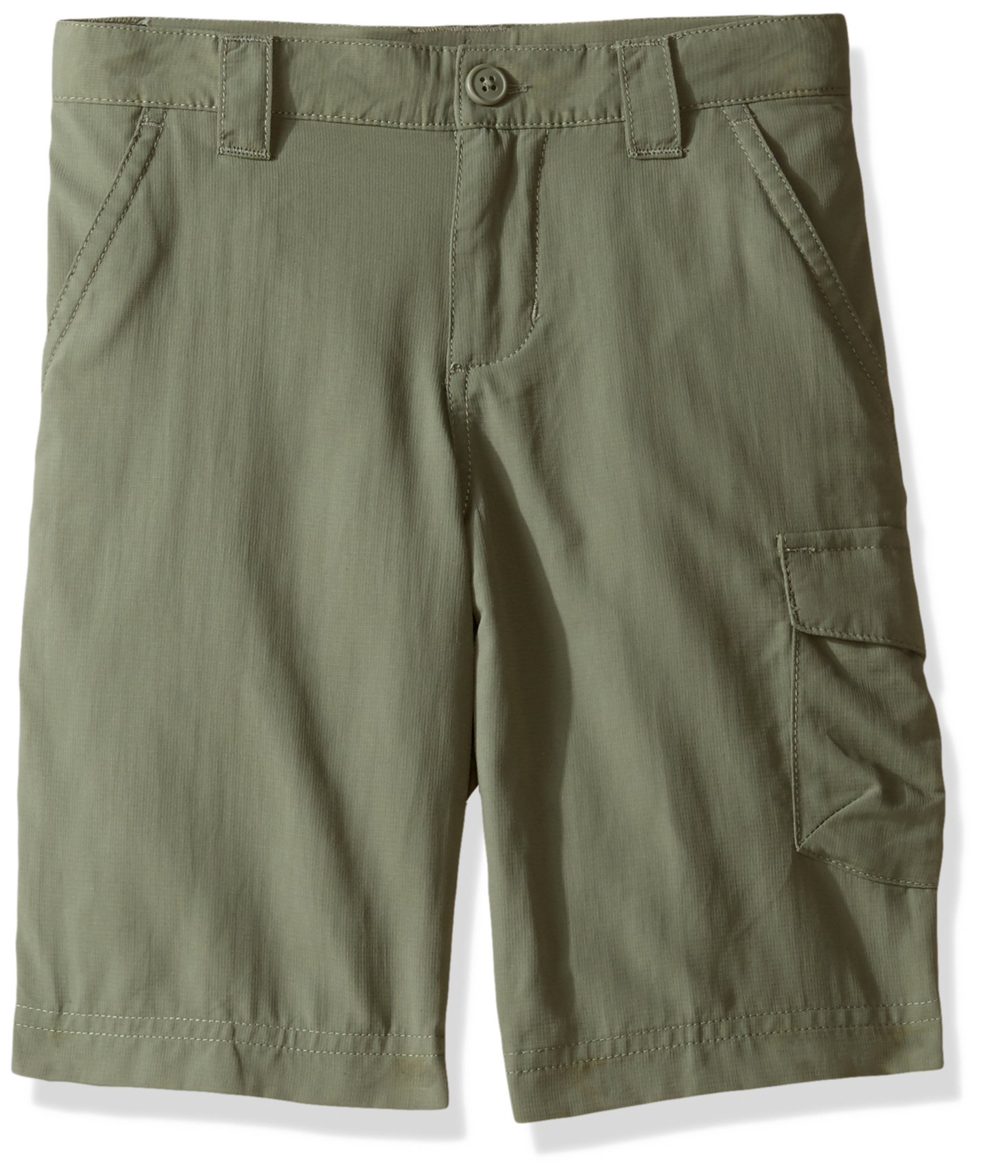 Columbia Youth Boys' Silver Ridge III Short,Cypress,,X-Large by Columbia