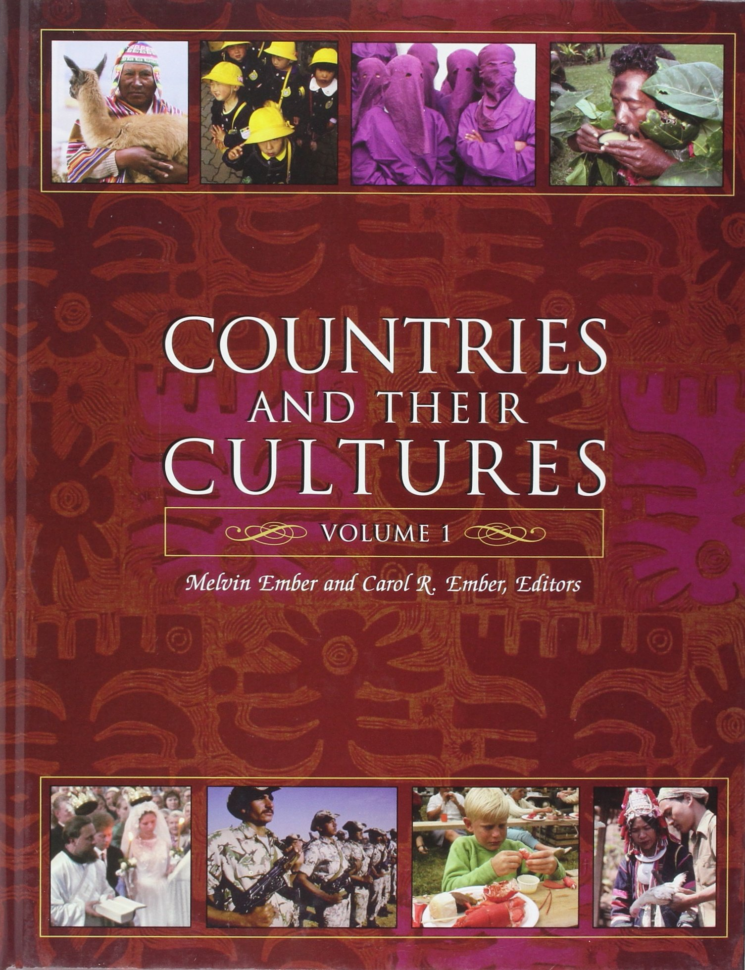 Countries and Their Cultures Vol. 1 ONLY, hc 2001 pdf