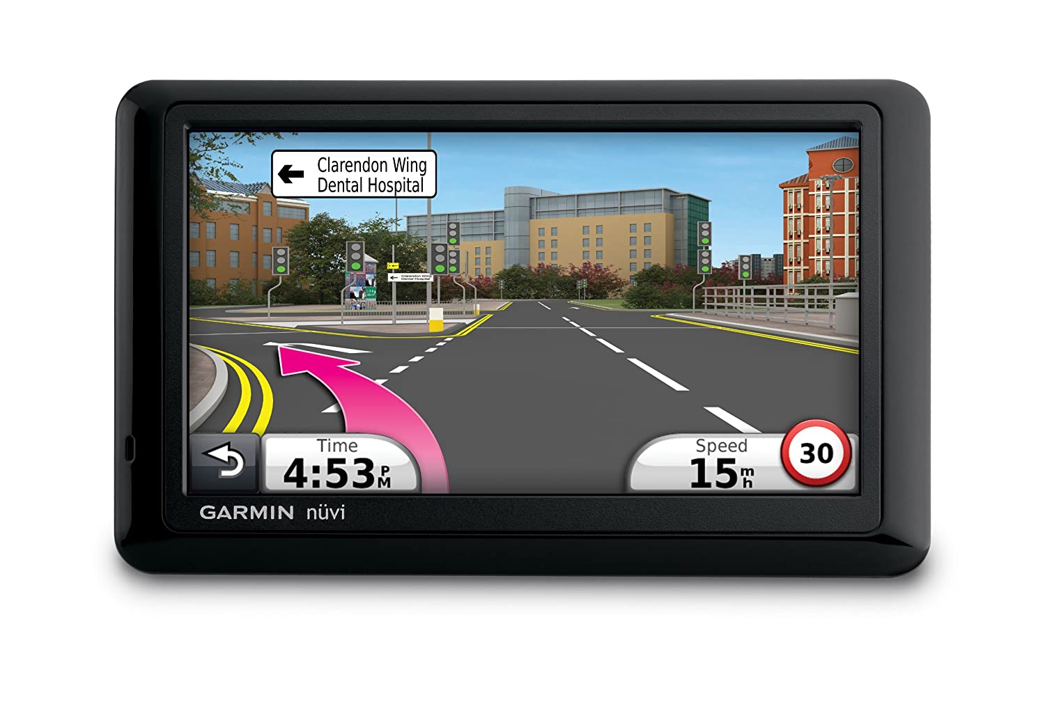 Garmin Nuvi 1440 5 Sat Nav With Uk And Western Europe Maps Amazon