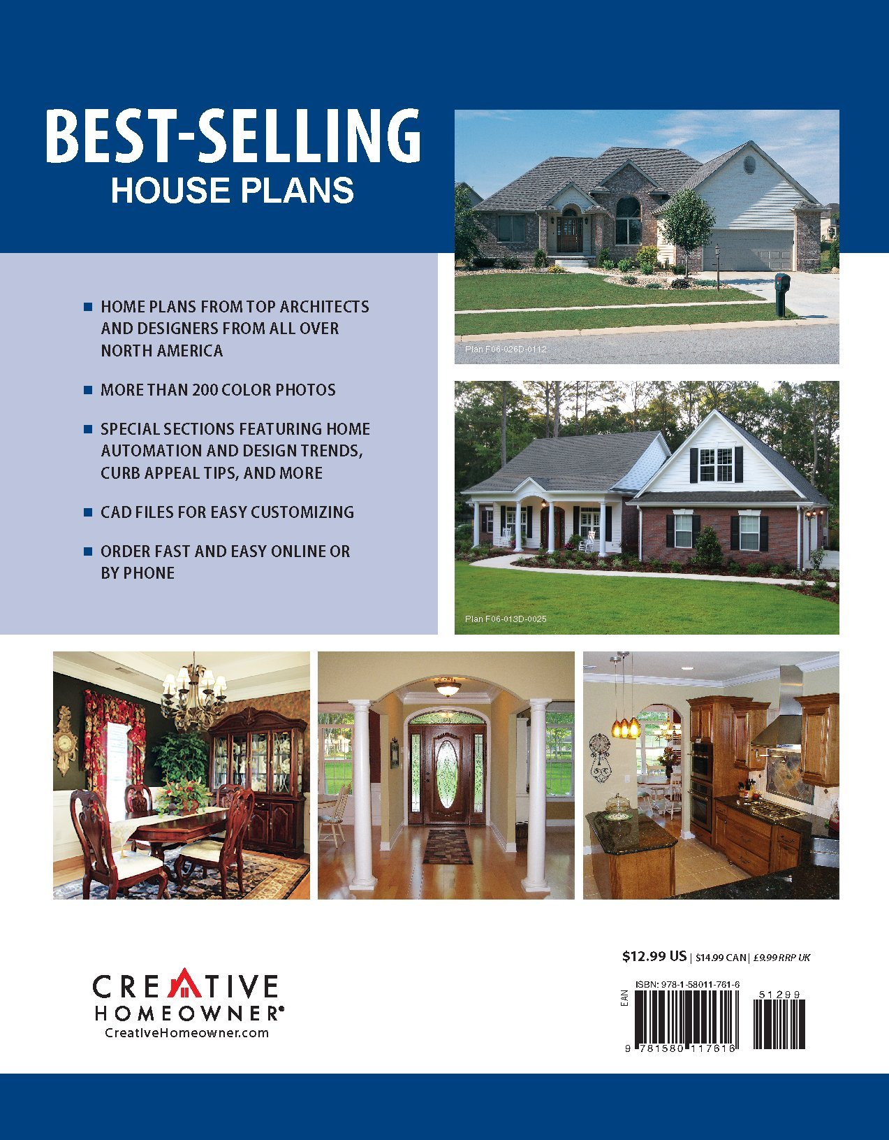 Surprising best selling house plans gallery exterior for Best selling home plan