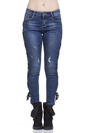 Womens Straight Jeans Tantra G7L3Xg