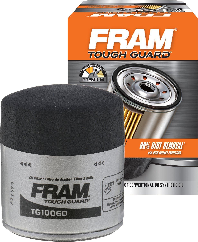 FRAM TG10060 Tough Guard Oil Filter