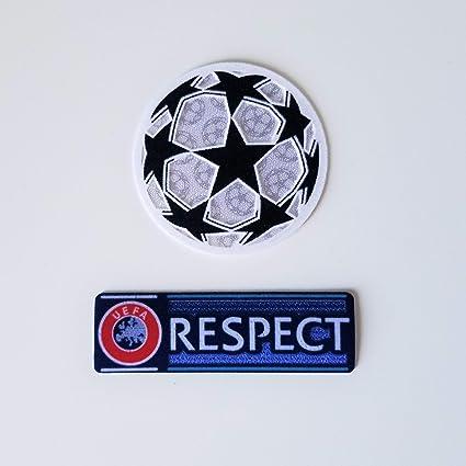 Champions League Patch Set//respect