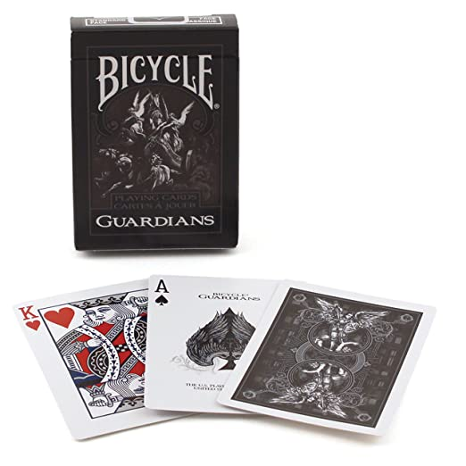 47 opinioni per Bicycle Guardians Deck Playing Cards