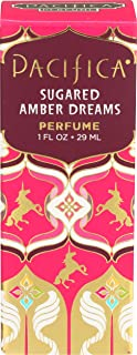 product image for Pacifica Beauty Sugared Amber Dreams Spray Perfume, Made with Natural & Essential Oils, 1 Fl Oz