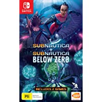 Subnautica + Subnautica: Below Zero - Nintendo Switch