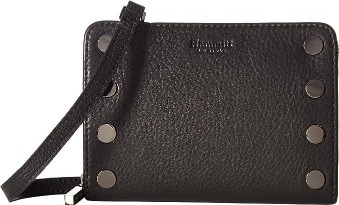Amazon.com  Hammitt Women s 605 North Black Gunmetal One Size  Shoes 4bbe9dabe33e4