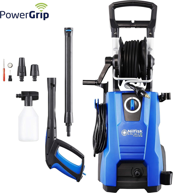 Nilfisk D-PG 140.4-9 X-TRA Hidrolimpiadora de Agua a Presión, 2400 W, 240 V, Blanco: Amazon.es: Bricolaje y herramientas