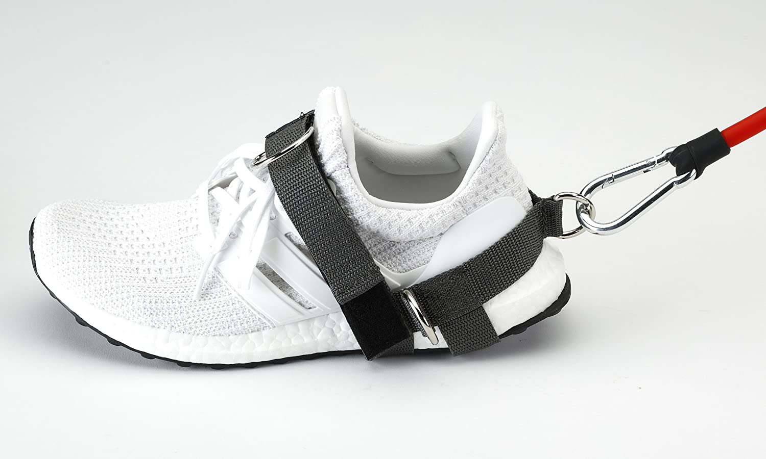 STRAPSHAPER Ankle strap for workouts 5 connection points V.I.P 4 PRO glute kickback exercises